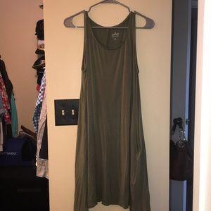 Woman's swing dress